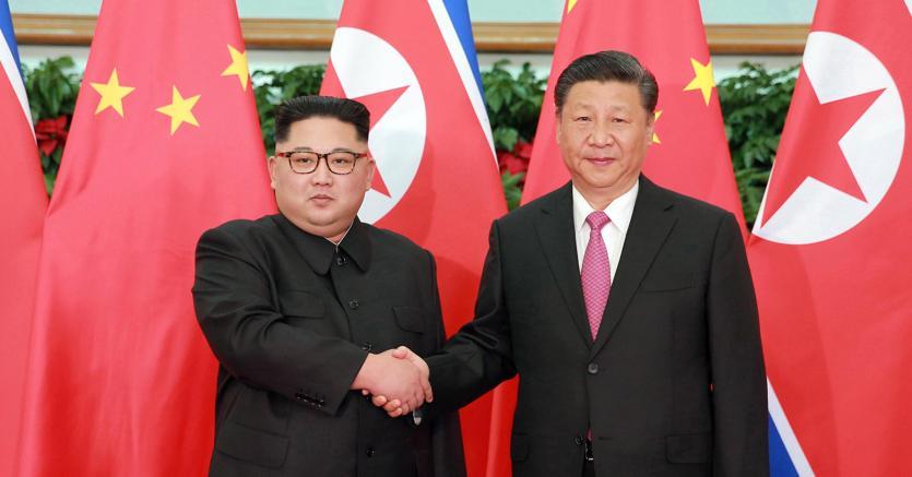 Xi a Kim, riavviare dialogo con gli Usa
