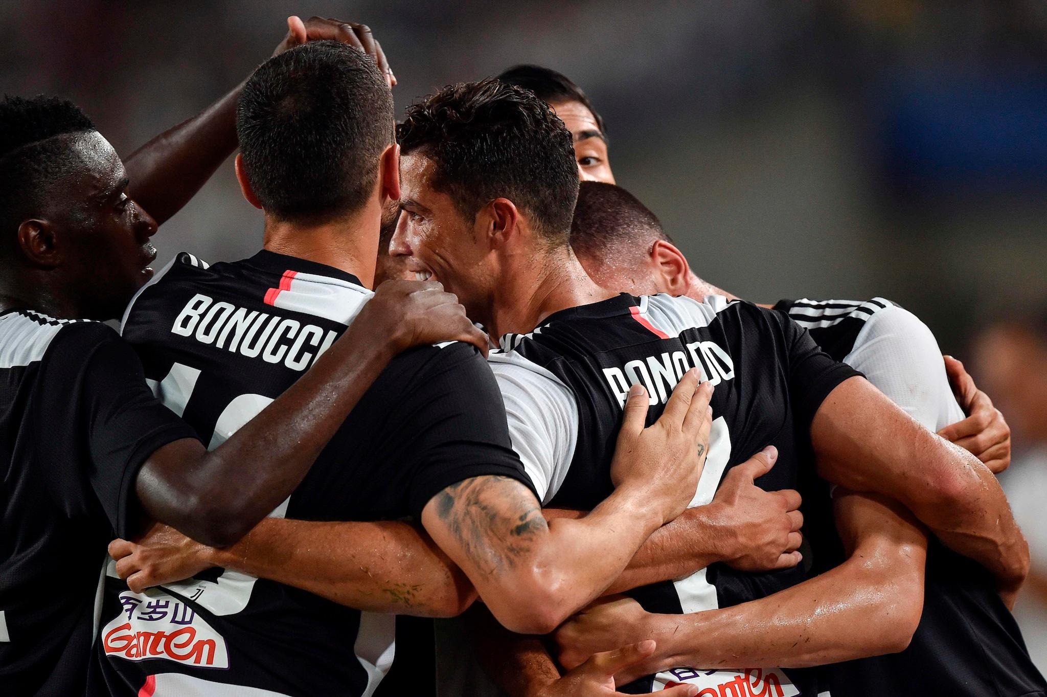 Calendario Napoli E Juve A Confronto.Serie A Al Via Il 24 Agosto Ecco Il Calendario E Le Novita