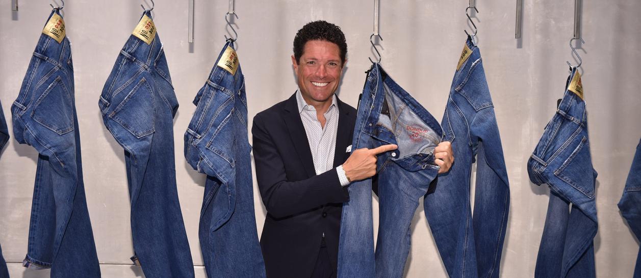 Matteo Bensi Calendario.Dondup Punta Tutto Su Jeans Sostenibili E Filiera