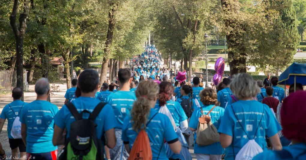 Ail A Roma La Passeggiata Solidale Per Sostenere I Pazienti