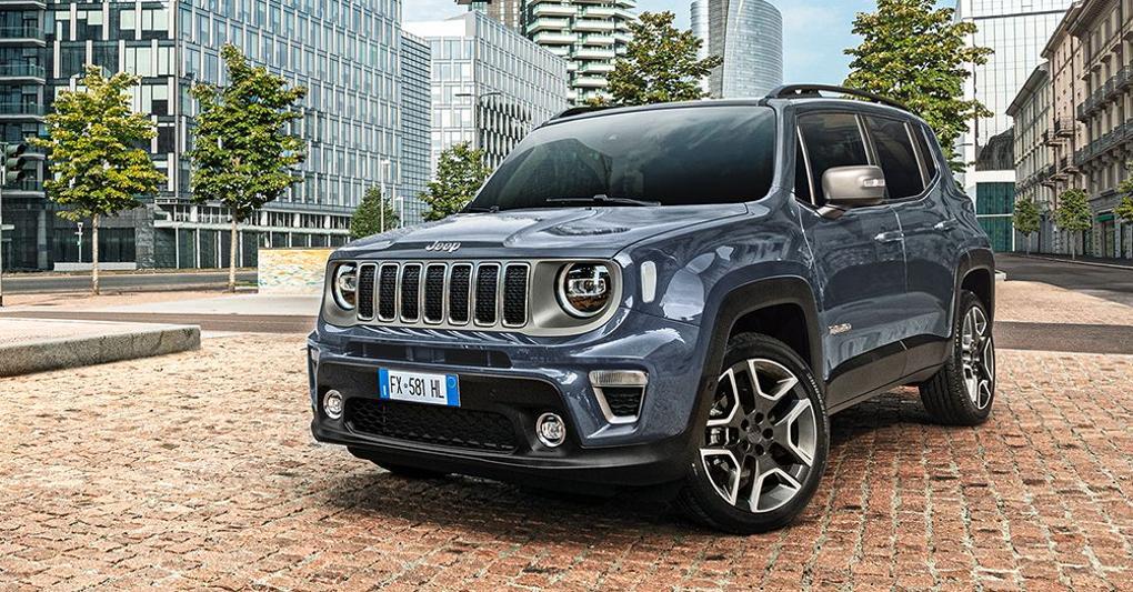 Jeep Renegade Debutta Il Model Year 2020 In Arrivo La Ibrida
