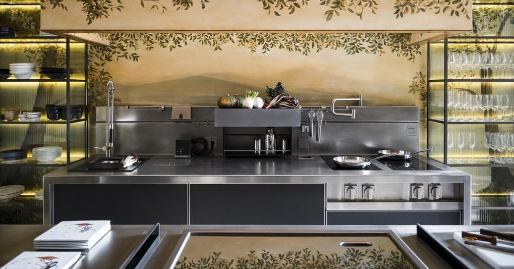 Le Supercucine Su Misura Per Gli Chef Ora Sbarcano In Pochi Metri A Casa Il Sole 24 Ore