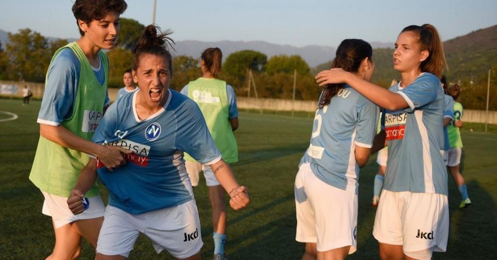Il Napoli Calcio Che Vince Adesso E Quello Femminile Il Sole 24 Ore