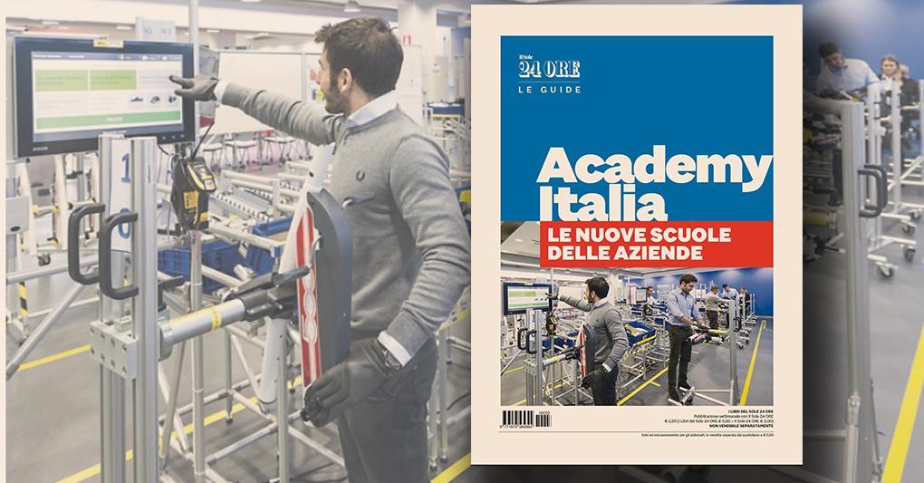 Academy aziendali, le nuove scuole delle imprese