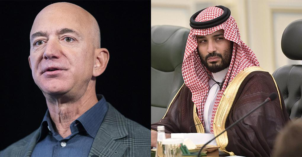 Il telefonino di Jeff Bezos hackerato dal principe saudita Bin Salman. Onu chiede indagine Usa