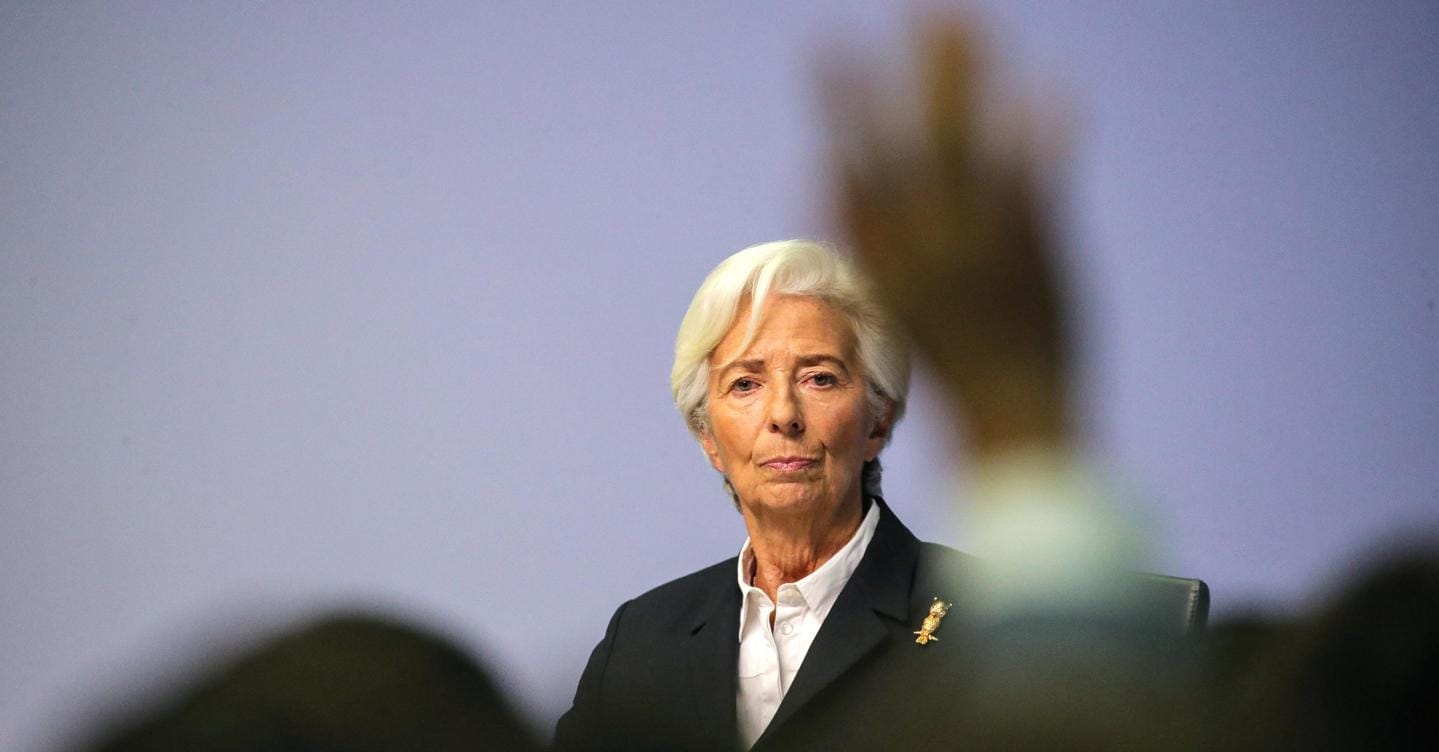 Lagarde disegna una Bce «verde» ma si dimentica della politica monetaria