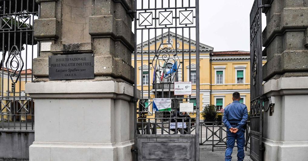 A Roma guarito il ricercatore tornato da Wuhan e la coppia di cinesi sta meglio