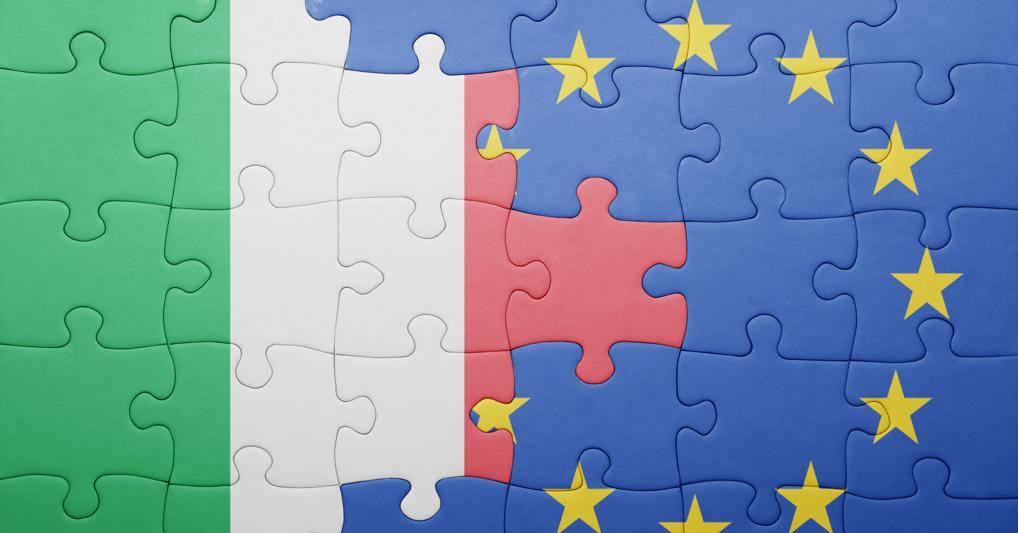 Risultato immagini per italia in europa