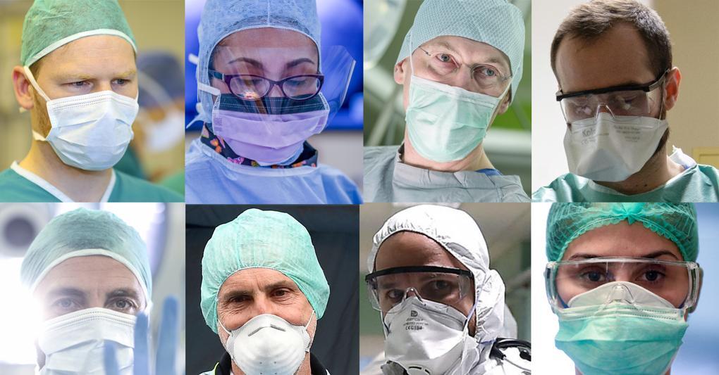 Medici e infermieri: morti e contagiati sulla prima linea del ...