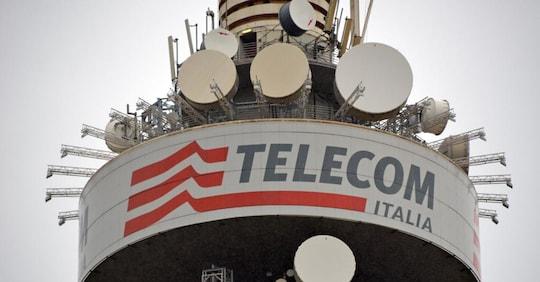 azioni telecom r