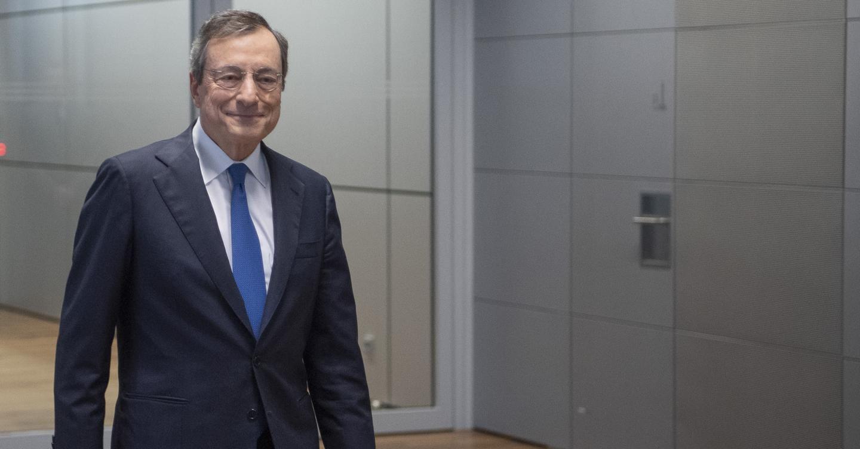 Coronavirus, il richiamo di Draghi: «Mobilitate le banche» thumbnail