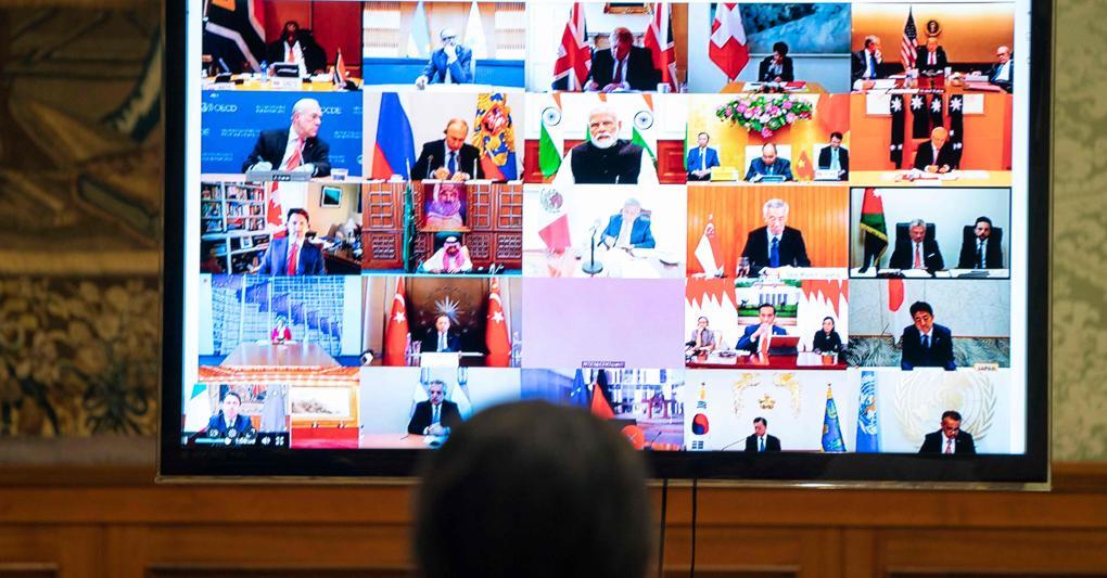 Vertice Ue, prima intesa dopo il braccio di ferro con Italia e Spagna. Due settimane per lanciare il salvagente finanziario