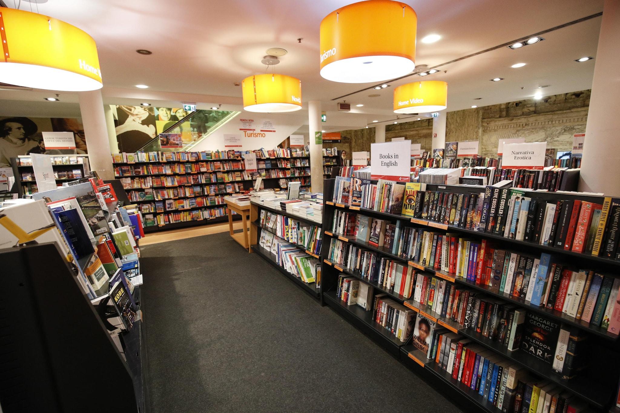 Libreria A Porta Di Roma orari e staff ridotti, consegne a domicilio: così