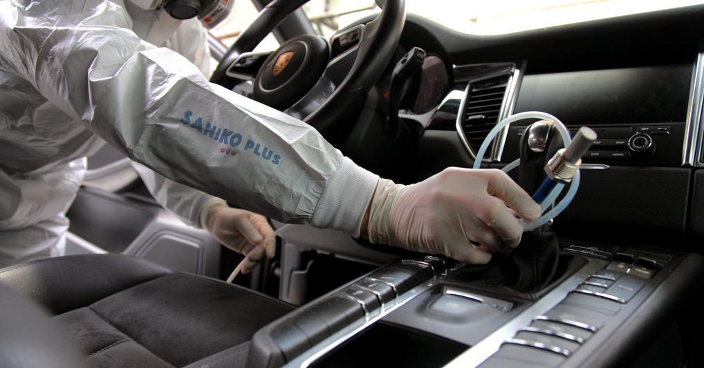 Sanificazione auto a ozono, ecco le soluzioni anti contagio - Il ...