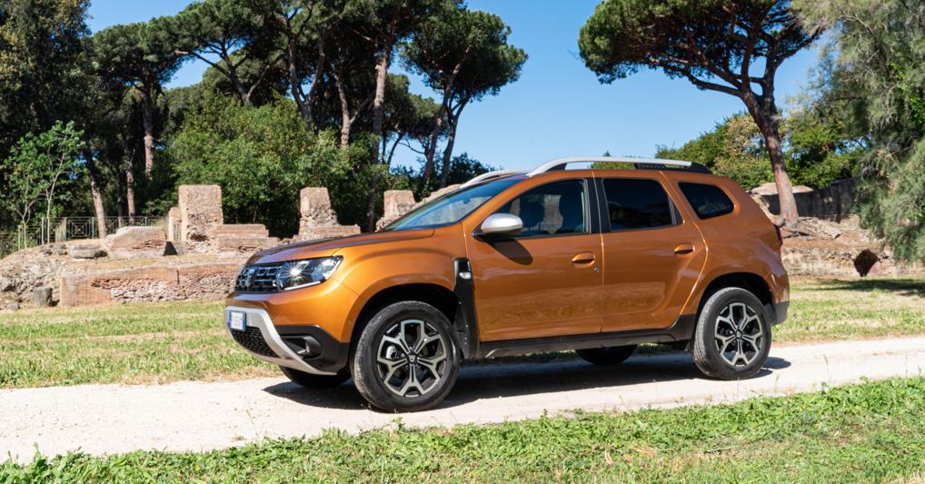 Dacia Duster: abbiamo provato il nuovo motore turbo a Gpl