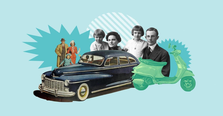 Perché con la Rc auto famiglia ci sono polizze più care per 2 milioni di moto?