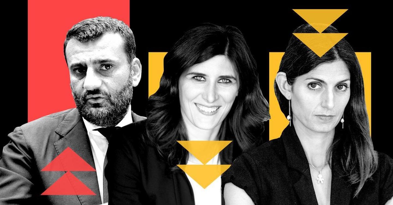 Il sindaco di Bari Decaro al top tra i primi cittadini, Appendino e Raggi ko
