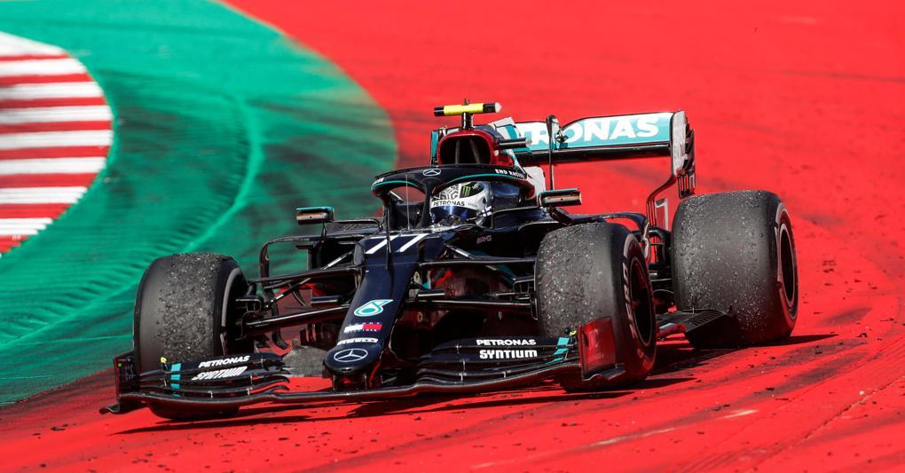 F1, la prima di stagione è di Bottas ma Leclerc convince e arriva secondo