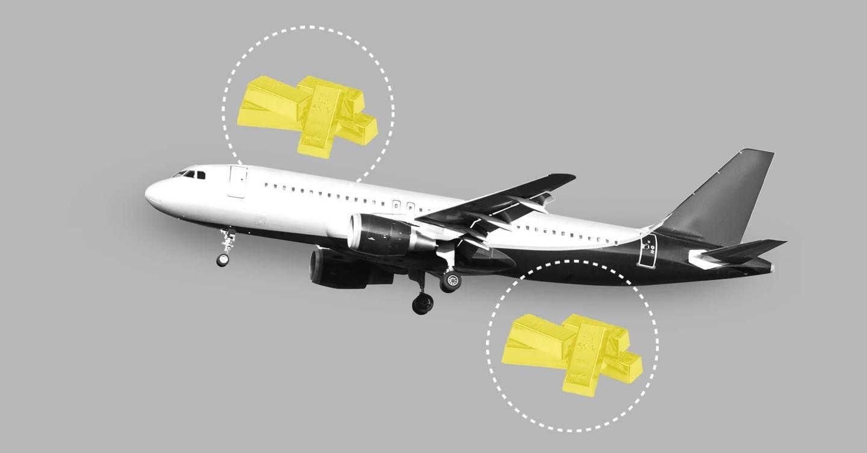 Putin, Bin Laden e quei carichi d'oro che volano con i Boeing della Bank of Utah
