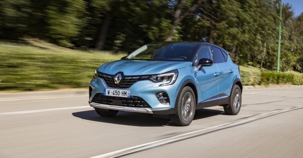 Renault Captur E-Tech: ecco come va il suv ibrido alla spina ispirato dalla F1