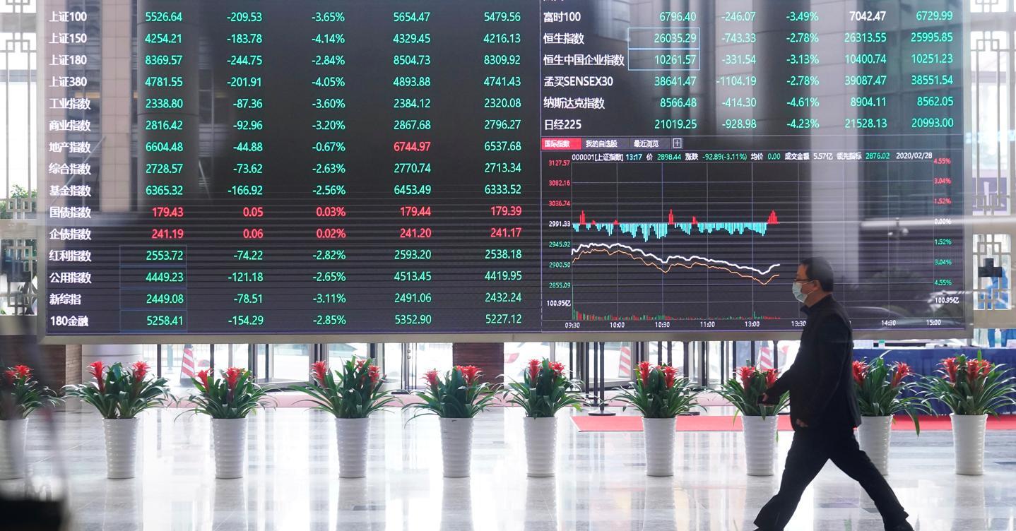 Cina, dopo lo sprint la Borsa rallenta. Per i grandi fondi è ora di vendere thumbnail