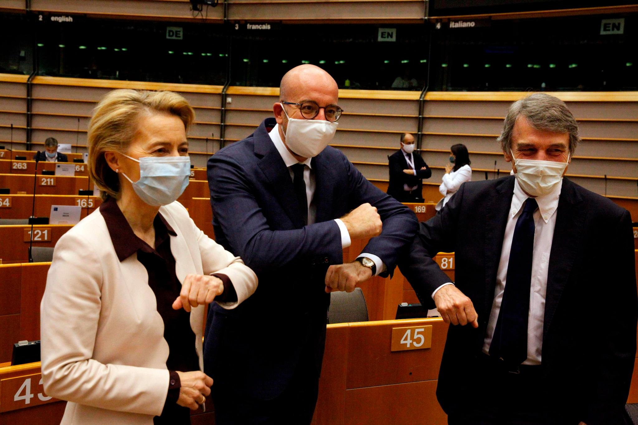 """Parlamento Ue approva risoluzione per """"migliorare"""" l'accordo sul budget: «Tagli inaccettabili» thumbnail"""