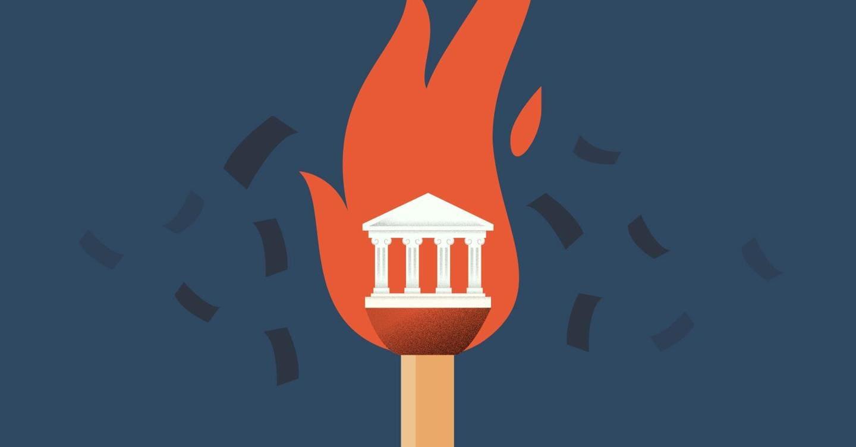 Crolla la redditività delle banche in Europa. Il rimedio? Le aggregazioni thumbnail