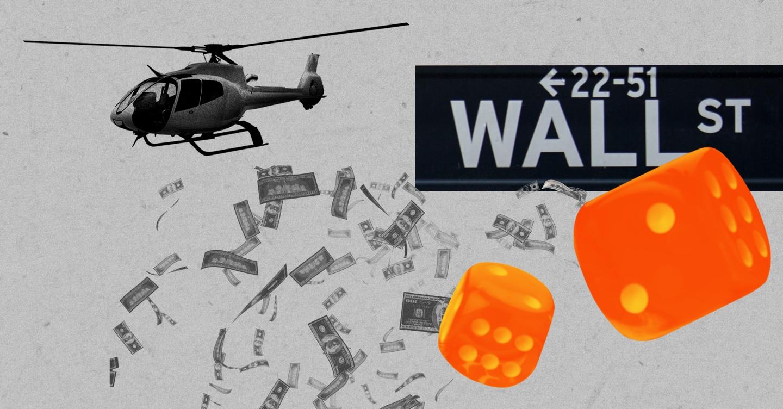 Perché Wall Street viaggia a velocità tripla rispetto alle Borse europee
