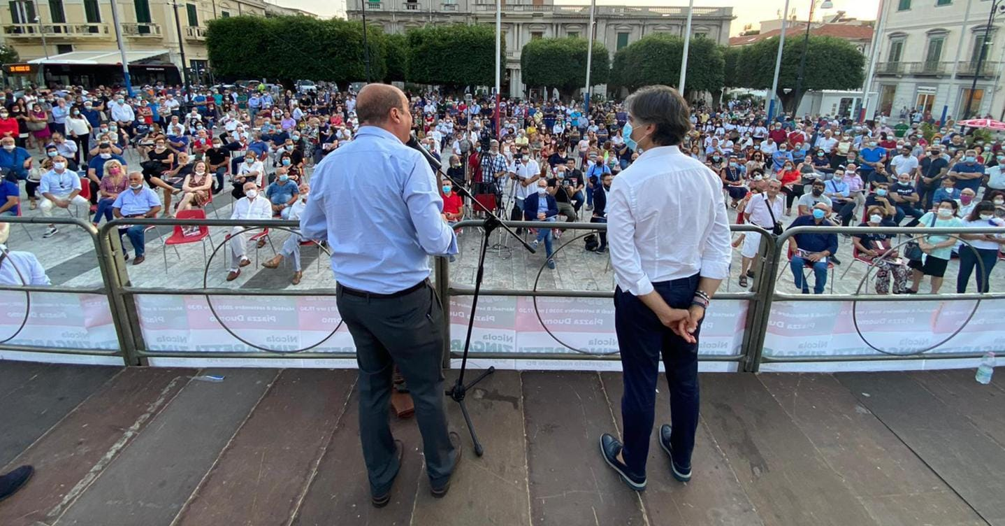 La pazza corsa ad amministrare Reggio Calabria: un candidato ogni 198 votanti thumbnail