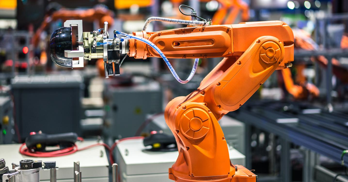 La crescita dei robot nelle fabbriche del mondo e l'impatto sui posti di lavoro thumbnail