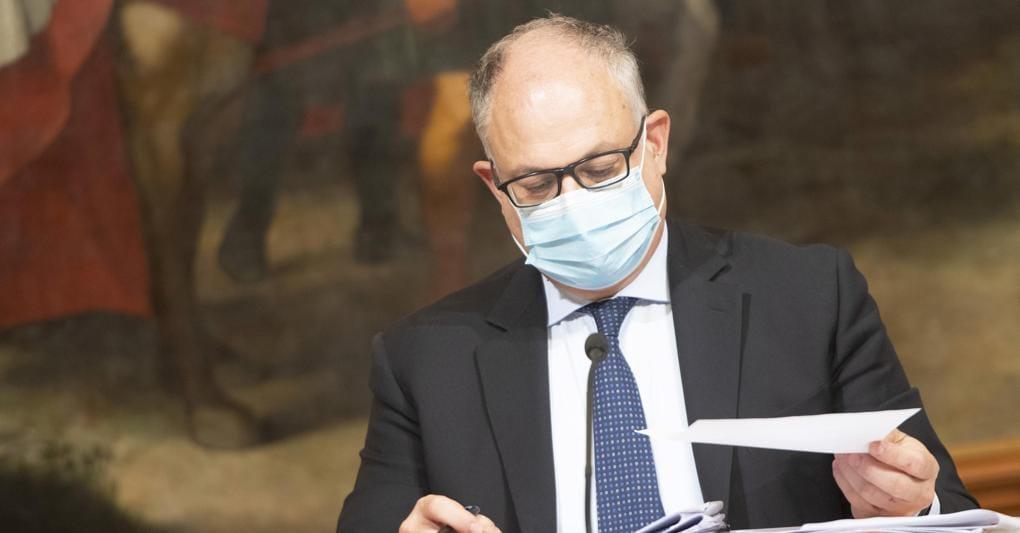 Gualtieri: politiche espansive finché l'Italia non ripartirà