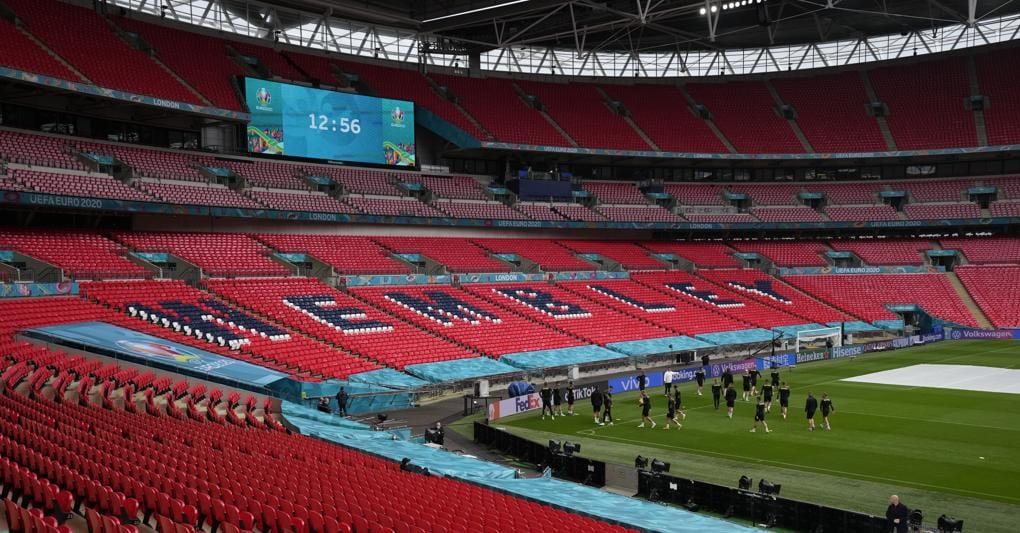 Finale di Euro 2020 confermata a Wembley, a un passo l'accordo tra Uefa e Governo britannico