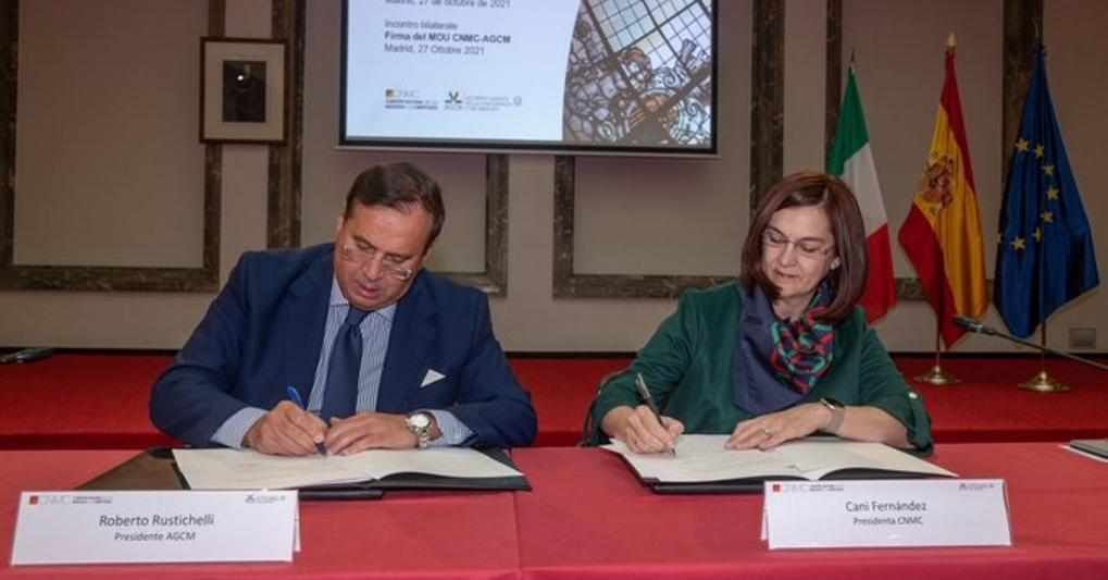 Concorrenza e mercato: accordo strategico tra le Authority di Italia e Spagna...