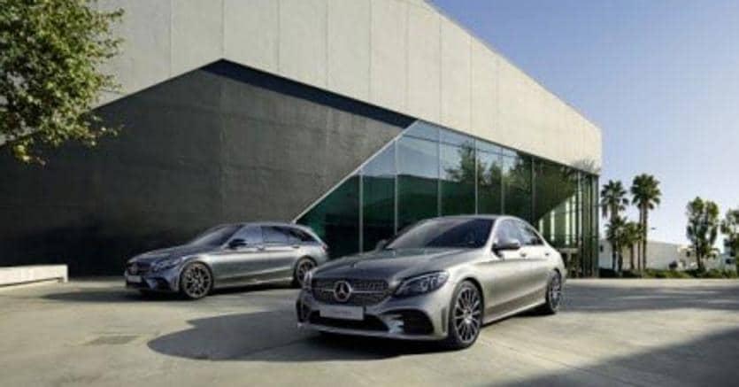 Nuova Mercedes Classe C Motorizzazioni Debutta Il Mild Hybrid Da