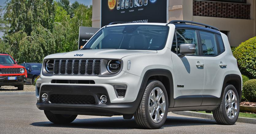 Jeep Renegade La Prima Prodotta Fuori Dagli Usa Il Sole 24 Ore