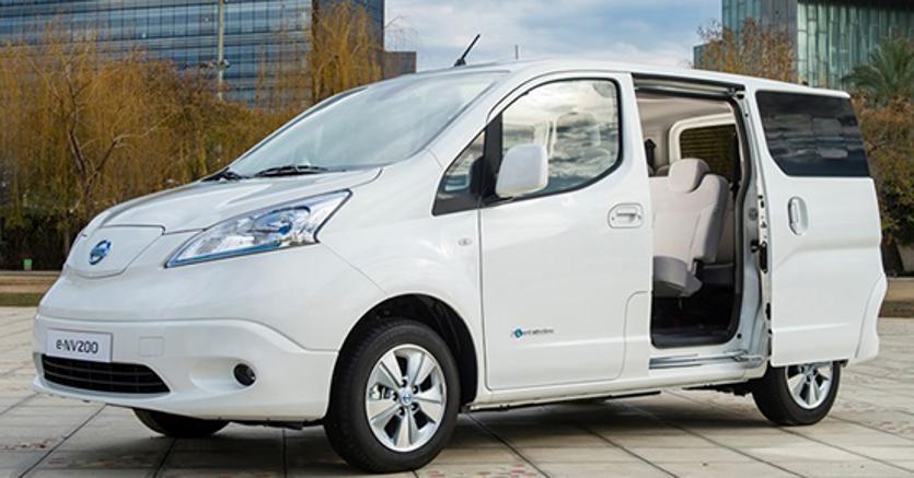 Nissan E Nv200 Evalia Si Risparmia Da 4 000 A 6 000 Euro Il Sole 24 Ore