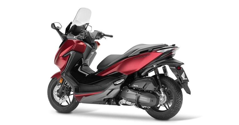 Scooter E Moto 125 Cc Honda Forza 125 Abs