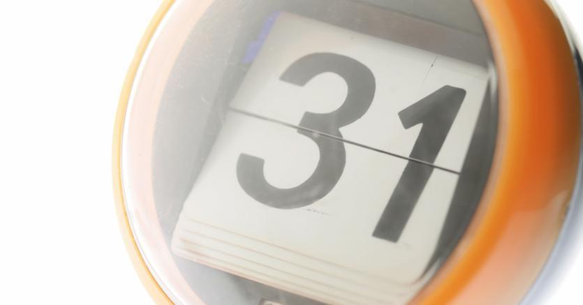 Calendario 31 Luglio 2019.Pace Fiscale 31 Luglio 2019