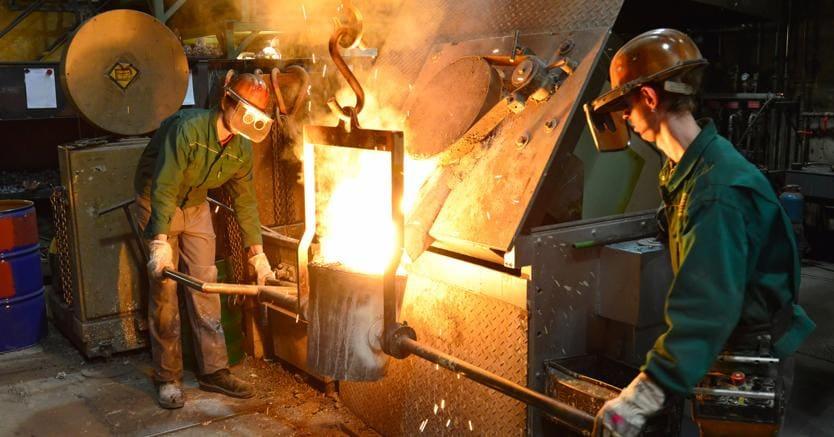 Lavoratori siderurgici