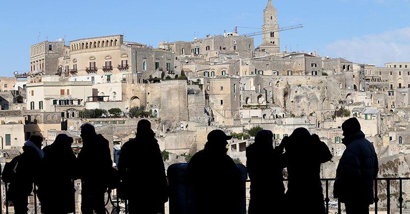 Matera 2019, capitale europea della cultura