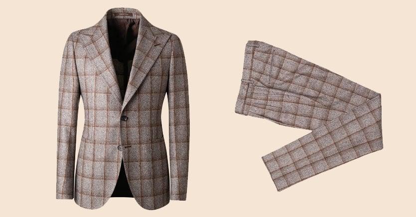 Le giacche Tagliatore: classiche ma con silhouette riviste in chiave contemporanea