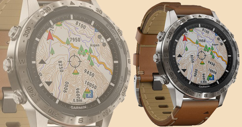 Il Garmin Marq Expedition, costa 1.750 euro