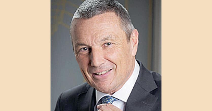 Jean-Christophe Babin.Ceo di Bulgari