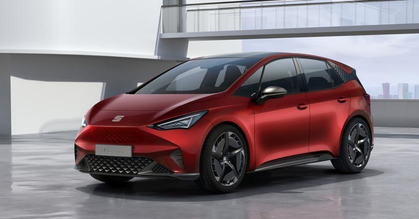Nel 2020 La Prima Seat 100 Elettrica Con 420 Km Di Autonomia Il
