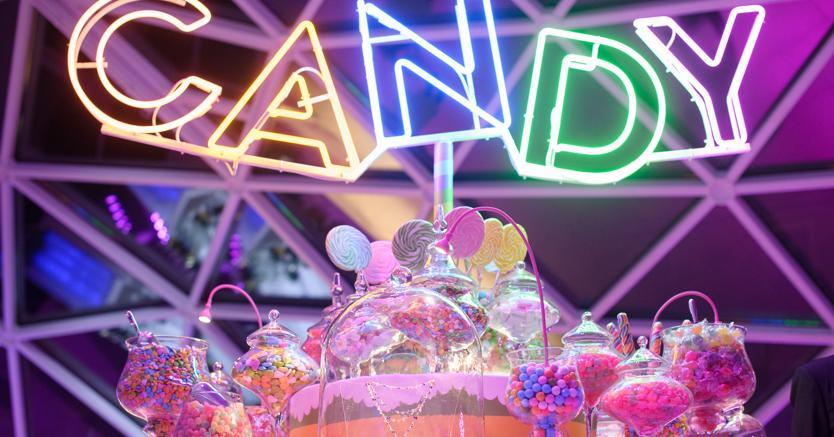"""low cost b785f b57e3 Un party colorato a Roma per la nuova collezione """"Candy"""" di ..."""