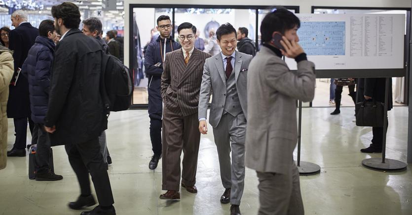 Pitti celebra (e spinge) il record dell'export di moda uomo