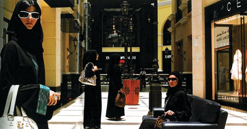 Secondo Planet, nel 2017 il 58% dei viaggiatori provenienti dal Medioriente arrivati in Europa hanno comprato prodotti di alta gamma