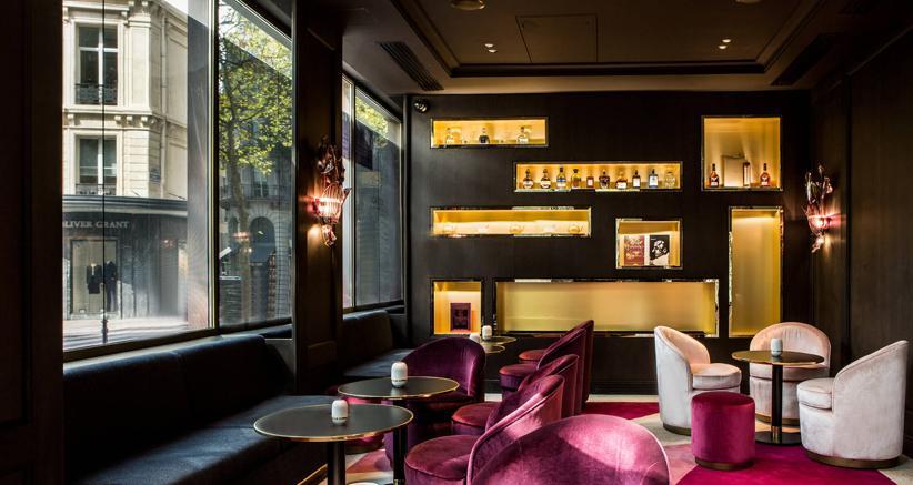 Risultati immagini per Apre a Parigi l'albergo gourmet firmato Fauchon HOTEL foto
