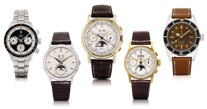 prezzo di fabbrica 53578 ccc63 Aste, per gli orologi in arrivo un inverno da record - Il ...