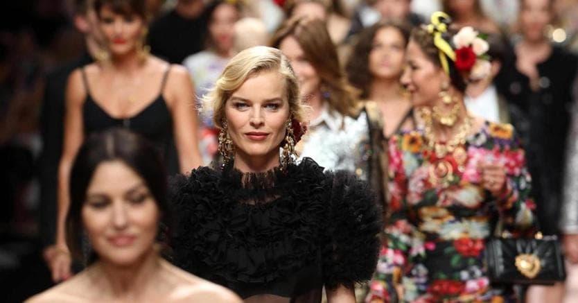 Sfilata P-E 2019 Dolce & Gabbana